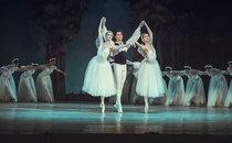 """""""Шопеніана"""". Сценарій та хореографія – Михайла Фокіна."""