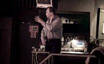 Олег Токар, режисер, який веде балетні вистави. Фото О. Орлової.