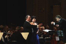 «Ave Verdi!» Міжнародний фестиваль у Національній опері України відкрито!