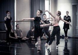 """""""Дама з камеліями"""". Нова балетна вистава Національної опери України."""