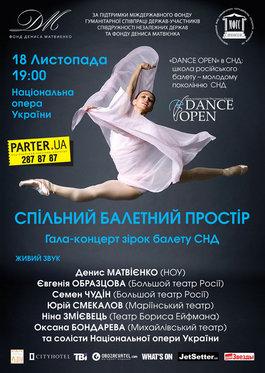 """""""Спільний балетний простір"""""""