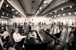Балетний клас - online! Майстер-клас Клод Бессі та Сиріла Атанасова - у прямому ефірі