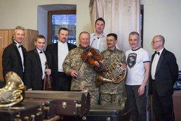 Національна опера України вітає бійців АТО