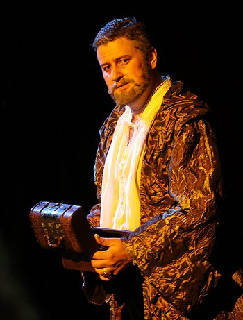 Філіпп II - Сергій Ковнір. Фото - О. Путров.