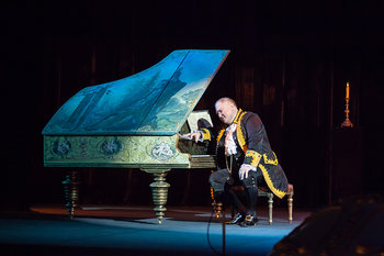 Моцарт і Сальєрі