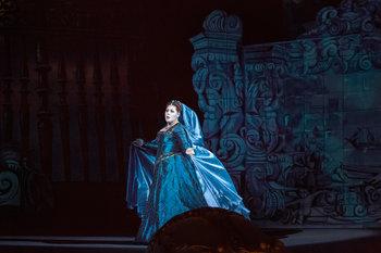 Принцеса Еболі – Алла Позняк. Фото К. Панченко.