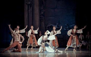 Угорський танець. Фото О. Орлової.