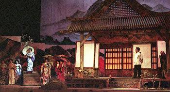 Мадам Баттерфлай (Чіо-Чіо-Сан)