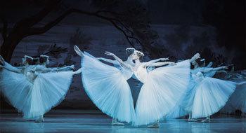 Гала-концерт артистів балету