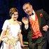 """Дулькамара з опери Г. Доніцетті """"Любовний напій"""". Адіна - О. Фомічова."""