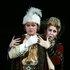 У партії Самозванця в опері «Борис Годунов» М. Мусоргського. Марина Мнішек - А. Позняк.