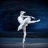 """У партії Одетти в балеті П. Чайковського """"Лебедине озеро""""."""