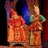 """Цар Салтан з опери М. Римського-Корсакова """"Казка про царя Салтана"""". Бабариха - Т. Пімінова."""